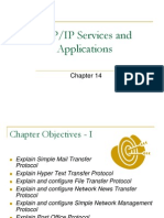 Chapter 14 TCPIP Services and Applications