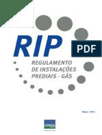 RIP - Regulamento de Instalações Prediais - Capa - 03_2014