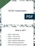 Synapseindia Dot Net Development-Implementation
