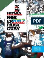 DERECHOS HUMANOS EN PARAGUAY - 2012 - CODEHUPY - PORTALGUARANI