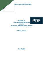 Ap_31 Martie 2014_official Version Acordul de Parteneriat