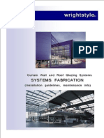 Curtain wall Fabrication Manual 1 2