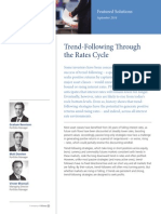 PIMCO - Trend-Following Through the Rates Cycle