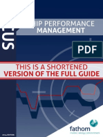 A Brief Introduction to Ship Performance Management