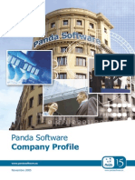 Panda Software Company Profile Español