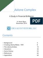 The Malone Complex Presentation - 2014.11.19 VPublic