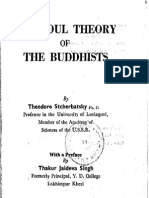 Soul Theory of the Buddhists