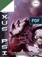 Nexus Psi Campaign Book