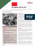 Fujitsu Lean Supply Chain