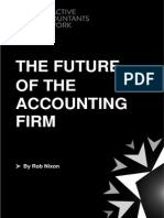 The Future of the Accounting Firm