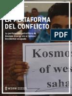 La Plataforma Del Conflicto (2014)