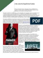 Descargar Peliculas Sin costo En Español Latino