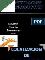 Localizacion de Las Industrias