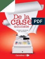 De La Case-Adunate-Cartea Carrefour
