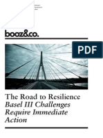 Road to Basel III Challenges