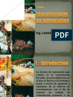 Cementaciones de Reparacion o Foezada