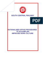 Scrly-Office Procedure