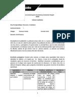 Lineamientos informe Ciudadania