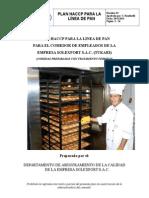 PLAN HACCP PARA PAN SOLEXPORT (1ª CORRECCION).doc
