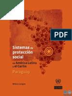 SISTEMA PROTECCION SOCIAL PARAGUAY - CEPAL - PORTALGUARANI