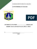 1.7 Pendukung, Contoh KTSP  Kur.2013.doc