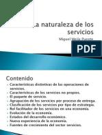 02 La Naturaleza de Los Servicios