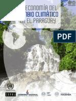 LA ECONOMIA DEL CAMBIO CLIMATICO EN EL PARAGUAY - CEPAL - PORTALGUARANI