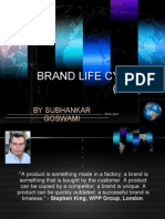 Brand Life Cycle (Blc)
