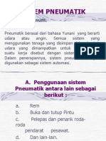 Sistem Pneumatik N_ Hidrolik