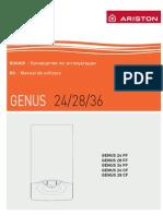 Manual de Utilizare - ARISTON GENUS 36 FF
