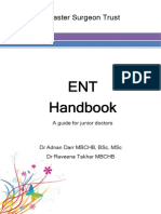 ENT Handbook