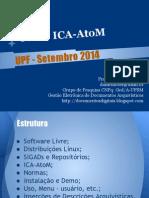 Curso ICA-AtoM para a UPF Passo Fundo Setembro 2014