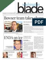 Washingtonblade.com, Volume 45, Issue 47, November 21, 2014