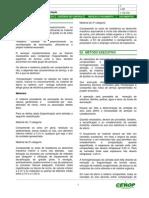 Modelo Instrução de Serviço - Compactação de Aterro