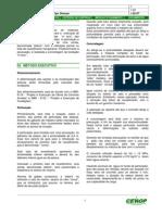 Modelo Instrução de Serviço - Fundações - Estacas Tipo Strauss