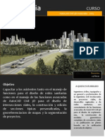 AutoCAD Civil 3D Avanzado 2015