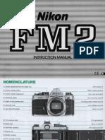Nikon FM2 Manual