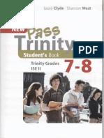 New Pass Trinity 7-8