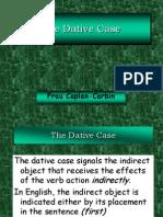 Dative 1