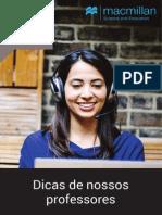 EnglishUp - Dicas de Nossos Professores