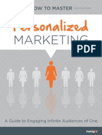 Personalization Guide Marketing