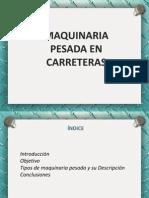 Diapositivas Maquinaria Pesada