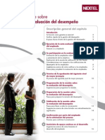 NII-Nextel Managers Guide to Performance Management - Spanish