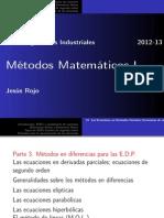 Cap10 Métodos matemáticos I
