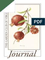 December 2014 Garden Club of Virginia Journal