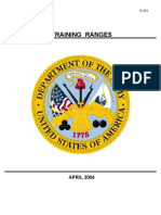 Army - tc25 8 - Training Ranges