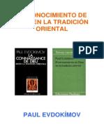 Evdokimov Paul - El Conocimiento de Dios en La Tradición Oriental