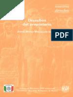 Derechos Del Propietario - Jorge Mario Magallón Ibarra