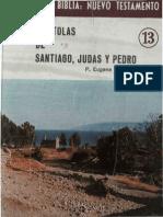 Conoce La Biblia - Nuevo Testamento 13 - Santiago Judas Y Pedro.pdf