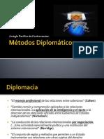 Métodos Diplomáticos